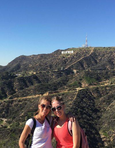 Hollywood hike 1.17